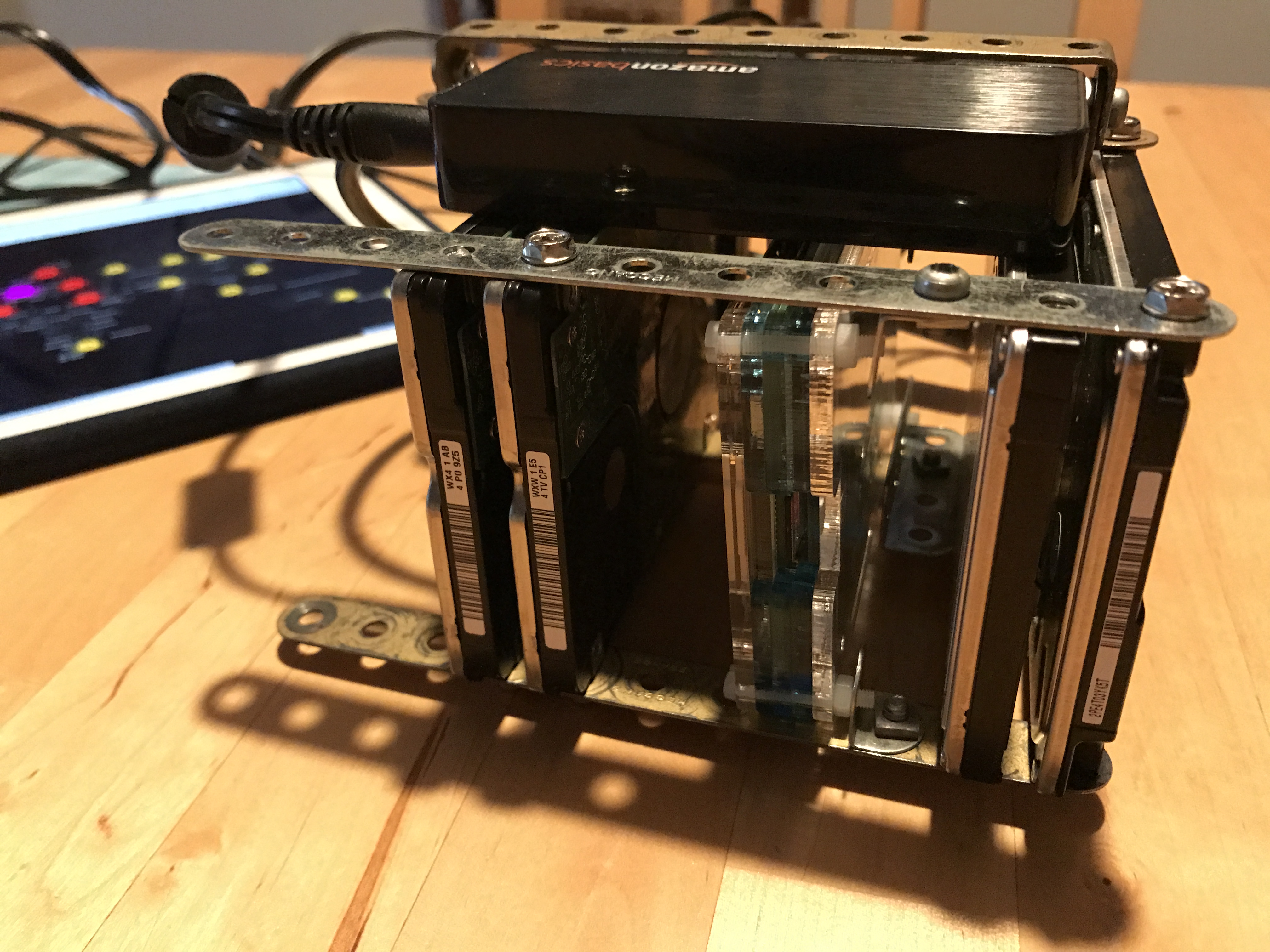 Raspberry Pi Archives Olivier Balais Node Wiringpi Build Your Own Storjio Farming With And Meccano